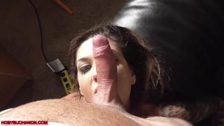 Choking cumshot ass rocky rough emerson fuck slapping throat eyeball eating facefucking spitting