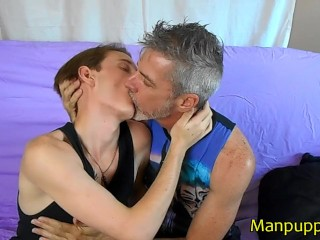 3d couple with tranny