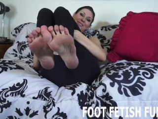 Female Feet Porn And Foot Fetish Videos
