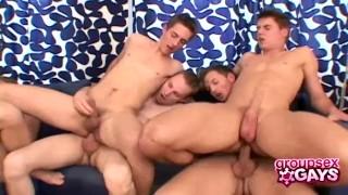 色情电影 - Group Sex Gays - Twinks 热同性恋者有一次狂欢