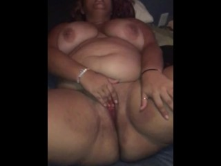 Faith brown fakes bad girl on her period, bloodlust period creampie period pussy fingering