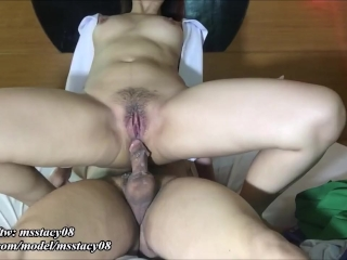 PINAY HIGH SCHOOL STUDENT FUCKED AT MOTEL
