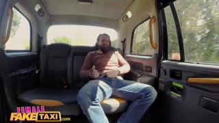 Female Fake Taxi Sex addicts skip therapy for sex Cowgirl big