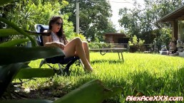 Giantess Milf Victoria Monet gets Annoyed by tiny people kink305