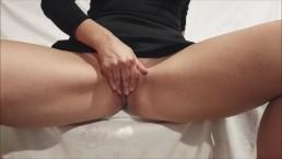 I like playing with my pussy, masturbating myself morning and night