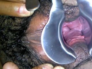 Fat Black pussy masturberen video porno Mama