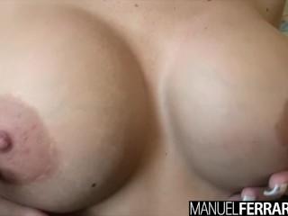 Lick My Shoes Manuel Ferrara - Phoenix Marie Gets Manuel To Rise, Big Ass Big