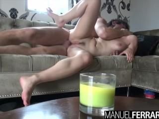 Manuel Ferrara - Valentina Nappi In French Italian Fuckfest
