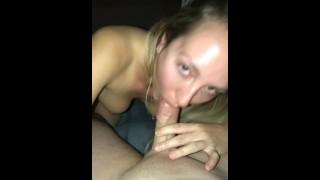 Brett Rossi Sucks Cock (Premium snapchat sample)