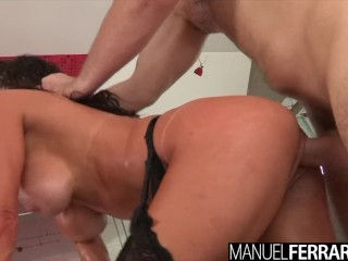 Amateur hame made porn movies anal foursome with facial ending theyloveanal anal milf ass deep faci