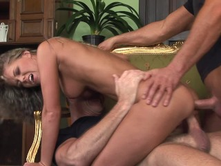 Reddit Nsfw Anal Fucking, Big natural Tits Hot Body Teen Slut Takes 2 Cocks For Sexy Dp Threesome