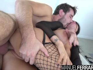 Stand And Carry Sex Fucking, Manuel Ferrara- Romi Rains Frame Foments Facial Big Tits Brunette Blowj