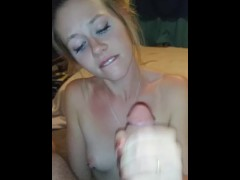 Lexiblu - Step sister blowjob level expert she finishes