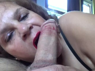 Free mobile porn booty oopsi got lipstick on your cock!, verified amateurs verified couple exclusive big cock
