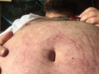 belly rubbin clip