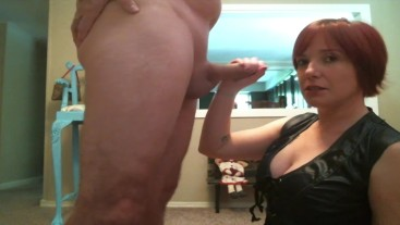 MILF Cheating - Watch as I Cuckold you with a Stranger & Creampie