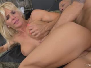Www sania mirza sex video com evil boss dominates secretary in toe-less pantyhose kink pantyhose f