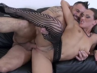 black monster cock changed with muscle guy cant satisfy horny pornstar