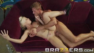 Brazzers - Britney Amber & Bill Bailey - Skate or Dick