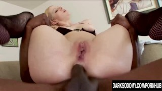 Asshole blue in black dick english anita big a girl takes fat her pawg anal