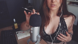 ASMR JOI - Relax and come with me. Mom kristi