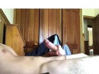 Big White Dick Cum