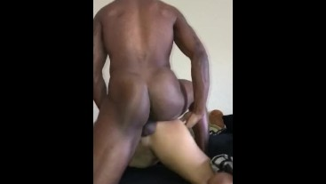 Afternoon backshots and pussy eating