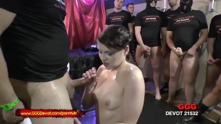 Little Whore Mini-Hotcore loves Pissing Gangbangs - GGGDevot