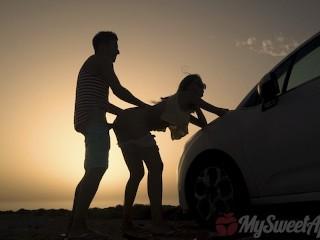 Real Couple Nudist Beach Holidays Part 2 MySweetApple