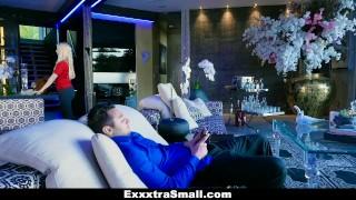 ExxxtraSmall - A Voyeurs Sexual Voyage