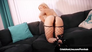 Duo plugging cristi holly hendrix ann dildo butt bang cristiannlive live