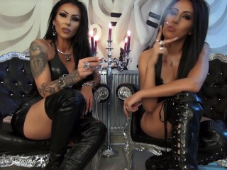 mistress kennya learn about your goddesses with mistress sheyla
