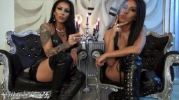 Mistress Kennya: Learn about your Goddesses (with Mistress Sheyla)
