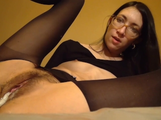 Asian GFE Pantyhose Destruction Creampie lizlovejoy.manyvids.com