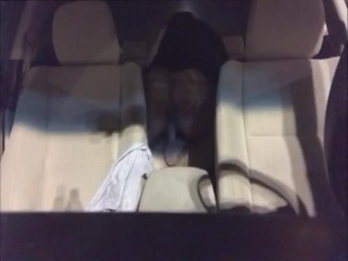 """PUBLIC CAR SEX WITH BESTFRIENDS GIRL """"I CAME IN HER""""!"""