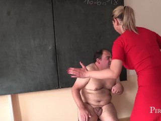 Ohrfeigen - Face Slapping For Smiling Guy