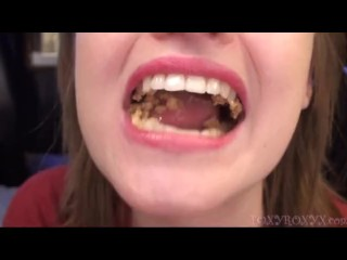 DRY CEREAL CHEW