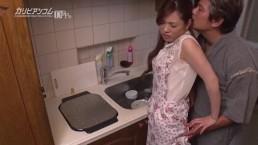【無】夫を看病する若妻 佐々木絵美 Emi Sasaki