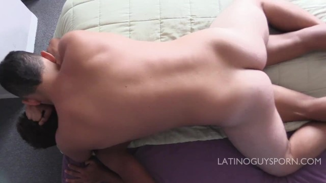Daddy twink gay porn Latin papi diego dominates and bareback fucks bottom boy mowli