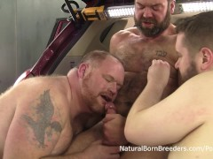 Nuttin' but CUMshots VOL. I