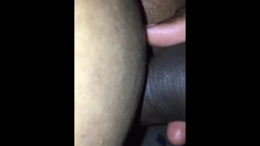 How my pussy look from back way?