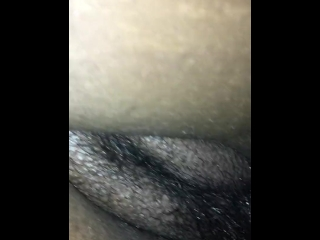My pussy jaws are fatter than they look