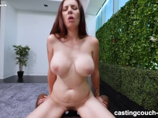 ANAL CREAMPIE For One Hot Ass MILF