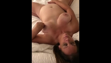Daddy let's me cum for him