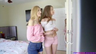 Play sage elena grace girl three scarlett koshka way alexa butt lesbian