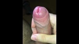 One Of My Biggest Cum Loads Ever, Damn It Felt So Good To Cum This Hard