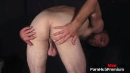 HOT HAIRY & HUNG...GM exclusive...fantastic ass & cum shot!