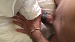 Cock sleeve orgasm