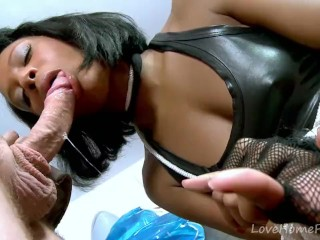 Nalgonas follando slim black babe repays rescuer with pussy, lovehomeporn ass fuck bdsm amateur home