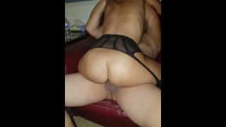 Real Amateur gangbang unprotected creampie hotwife w/ cheating neighbors Inside stranger